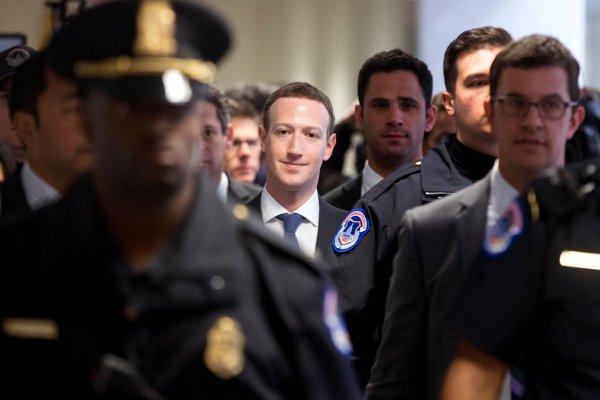 Марк Цукерберг объявил о