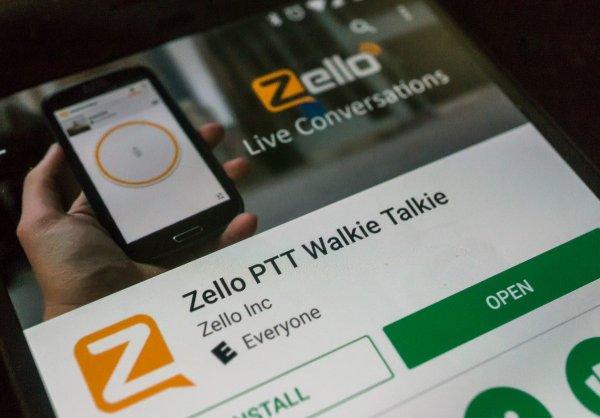Роскомнадзор спустя год смог заблокировать онлайн-рацию Zello