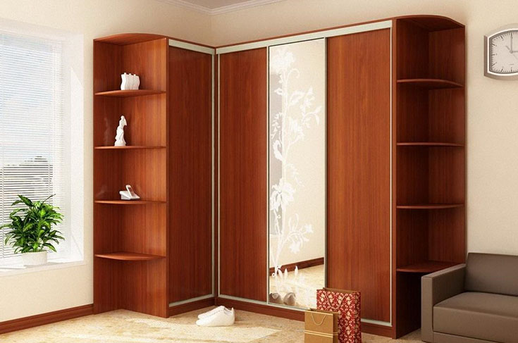 Где заказать красивый и практичный шкаф