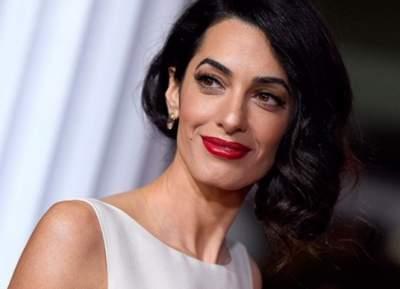 Амаль Клуни стала посланницей британского правительства по свободе СМИ