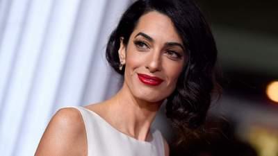 Амаль Клуни получила новую должность в правительстве Великобритании