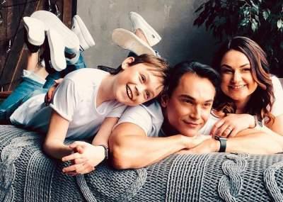 Известный украинский актер тайно сыграл свадьбу