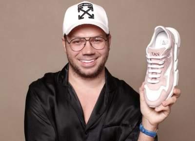 Украинский дизайнер выпустил первую коллекцию детской обуви