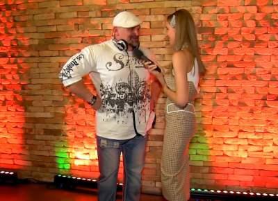 Василий Вирастюк попробовал себя в роли диджея
