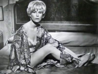 В Стокгольме умерла легендарная шведская актриса