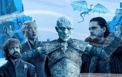 Актеры «Игры престолов» показали съемки последнего сезона