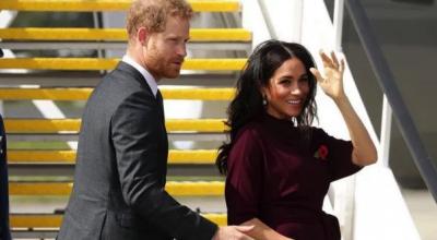 Принц Гарри и Меган Маркл разозлили журналистов
