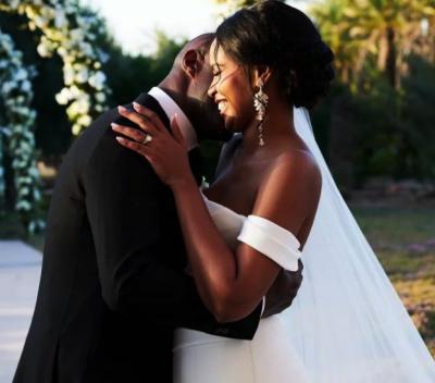 Идрис Эльба женился на 29-летней модели