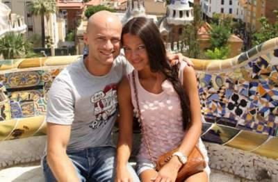 Влад Яма поделился романтичным фото с женой