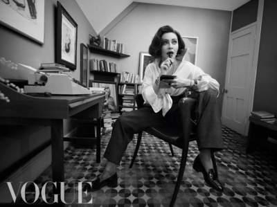 Мадонна снялась в фотосессии для популярного журнала