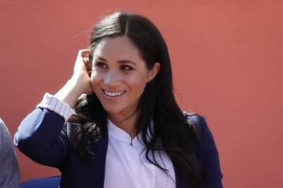 В Букингемском дворце признались, родила ли Меган Маркл