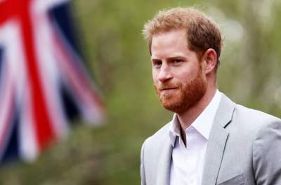 Принц Гарри трогательно отреагировал на рождение первенца