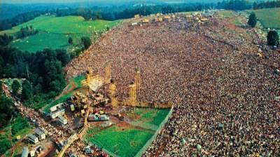В США снова проведут легендарный фестиваль Вудсток