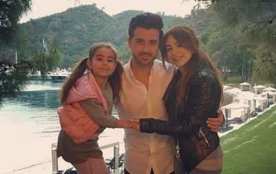 Любящий отец: бывший муж Ани Лорак показал, как проводит время с дочерью