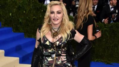 Мадонна готовится зажечь на сцене Евровидения-2019