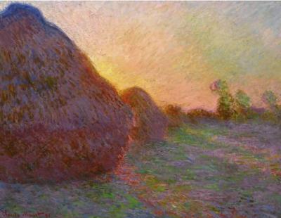Картину Моне повторно продали на аукционе