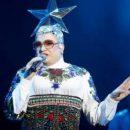 На Евровидении Сердючка встретилась с Кончитой Вурст и Неттой