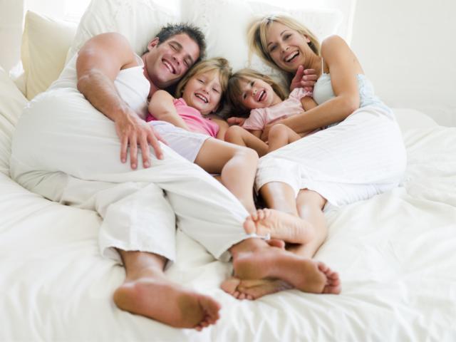 Идеальные матрасы для всей семьи