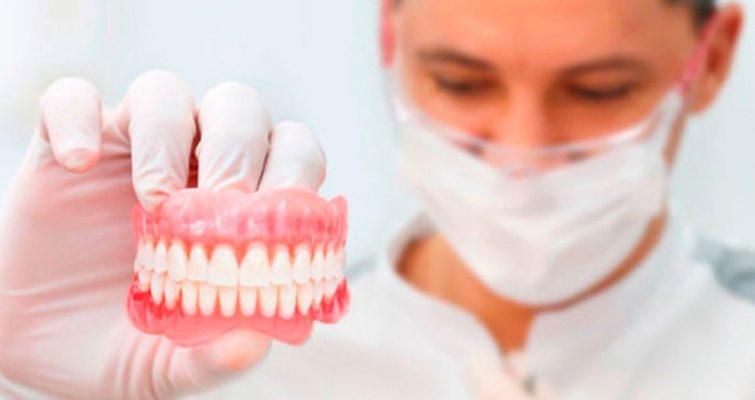 Качественные услуги по протезированию зубов на дому в Москве