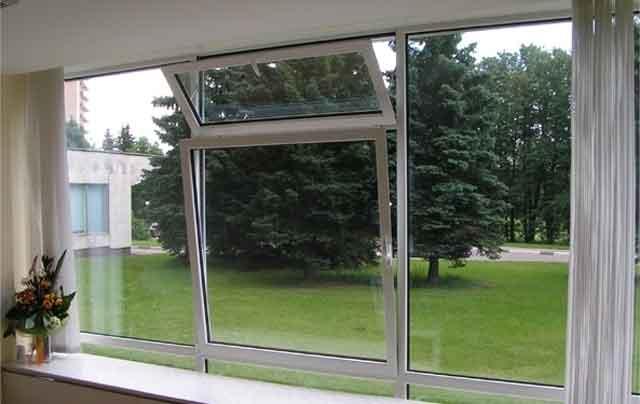Окна алюминиевые на заказ