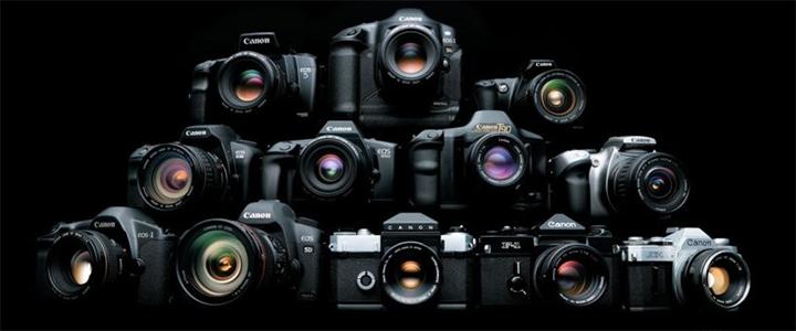 Широкий ассортимент фотоаппаратов в Киеве