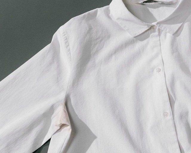 Как отстирать ручку с белой рубашки