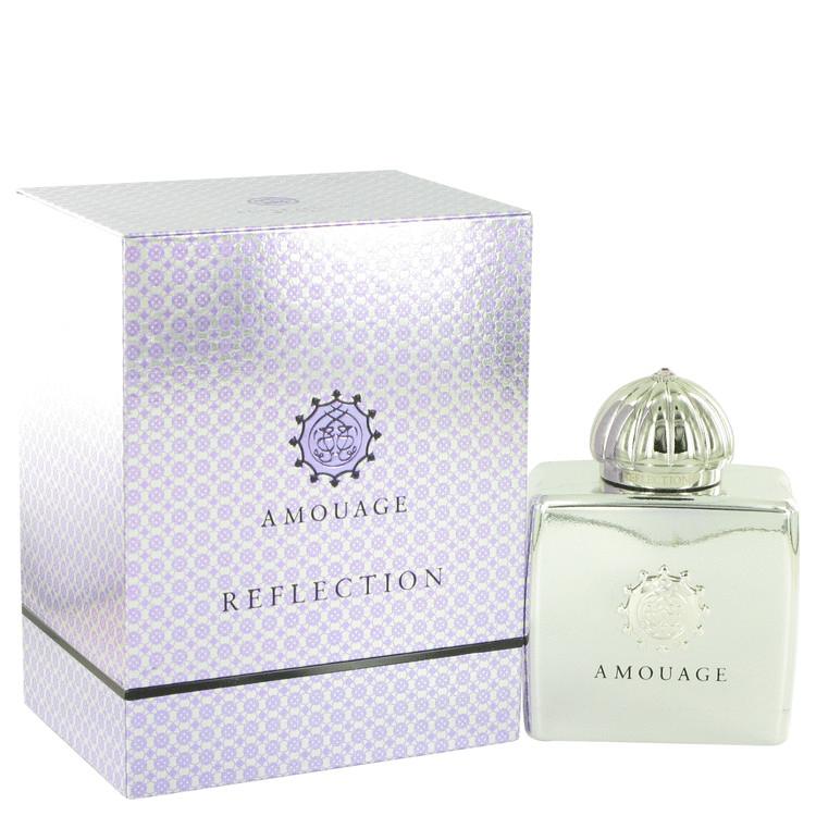 Описание аромата Amouage Reflection