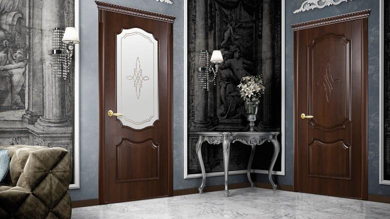 Бронированные и межкомнатные двери в современном стиле
