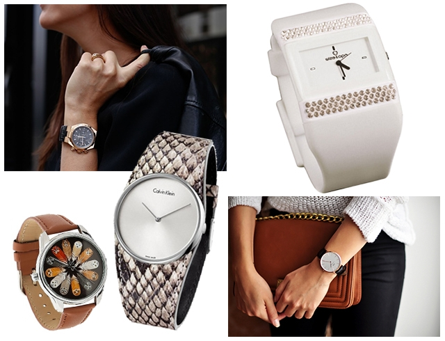 Часы женские от лучших производителей