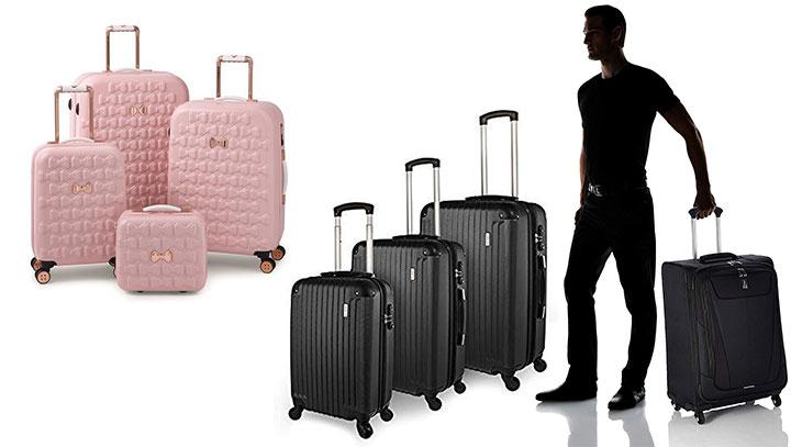 Большой выбор сумок и чемоданов в