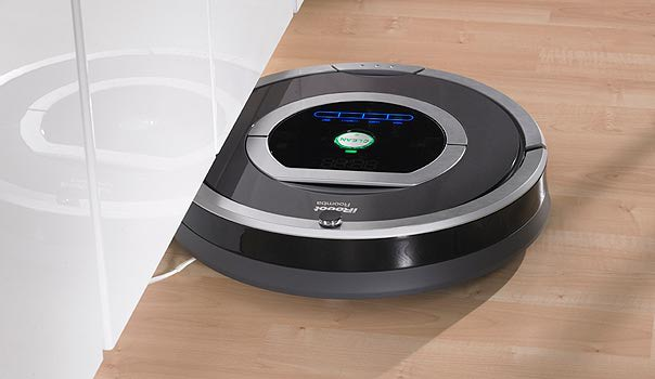 Робот пылесос - чудо техника, помогающая в быту