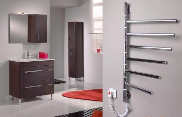 Полотенцесушители и отопление для ванной на любой вкус