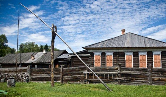 Село Шушенское - достопримечательности
