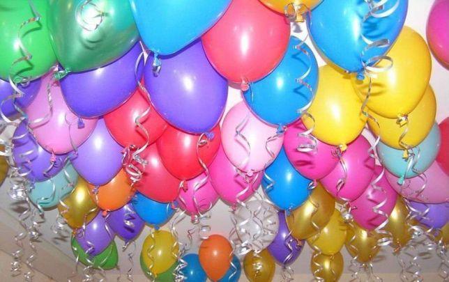 Большой выбор гелиевых воздушных шаров