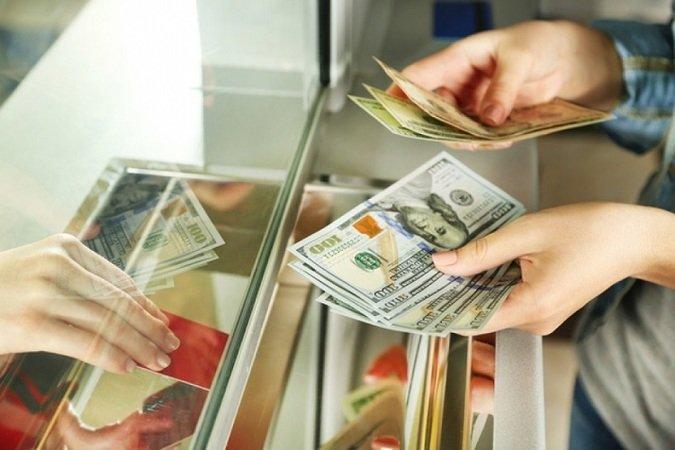 Обменный пункт валюты в Киеве