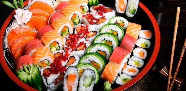 Быстрая доставка суши и роллов из «Якитории»
