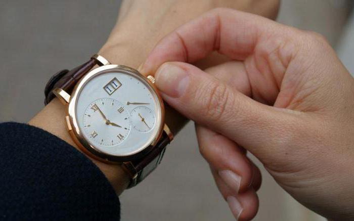 Швейцарские часы - венец точности и качества