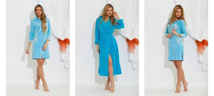 Где купить качественные велюровые халаты оптом от отечественного производителя