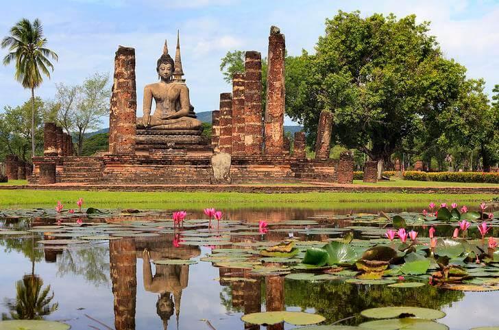 Самые интересные места Таиланда