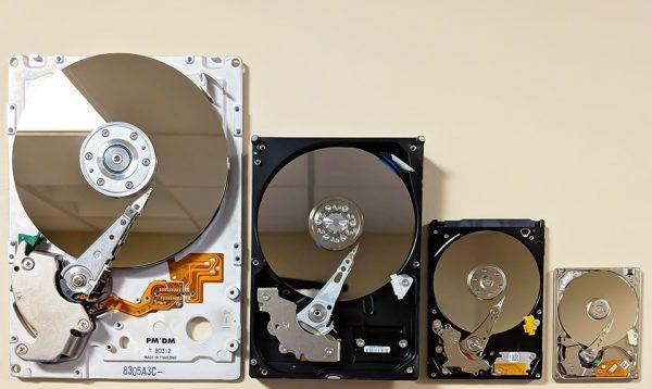 Покупайте жесткие диски для продукции Apple