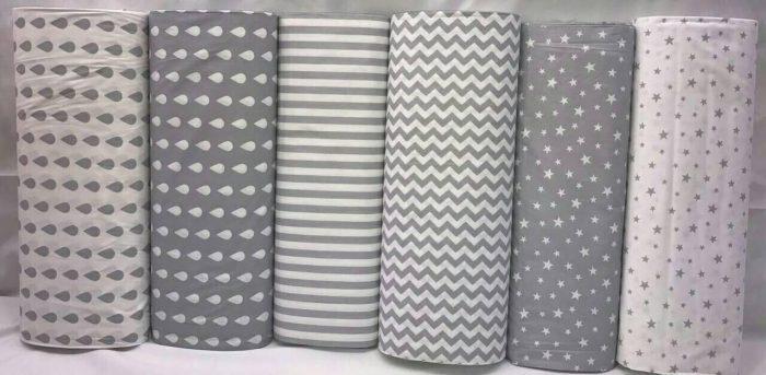 Купить ткани для постельного белья оптом
