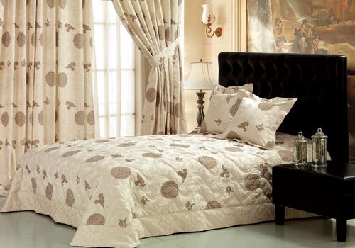Качественный текстиль для спальни